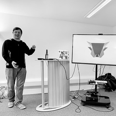 Jim introduces BrumPHP