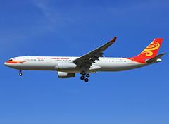 F-WWTL Airbus A330 Hainan Airlines (@Eurospot) Tags: airbus a330 toulouse blagnac fwwtl a330300 1325 b5905 hainan