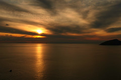 The magic sunset (irmur) Tags: sunset greece