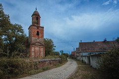the end of faith (jkatanowski) Tags: abandoned forgotten decay decaying destroyed urbex urban exploration europe poland sony a7m2 1740mm clouds closed lost lostplace
