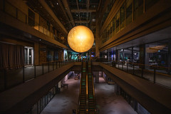 Transformation @ Nuit Blanche Toronto, 2019 (A Great Capture) Tags: fezzstenton daniellanois mars atrium multisensory exhibit nuitblanche nuit blanche 2019 nuitblanche2019 nbto19