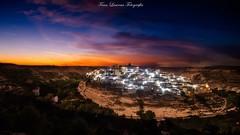 Jorquera (Albacete- Spain) (franlaserna) Tags: españa spain albacete nubes sol paisaje landscape nonurban nature clouds sunset sunrise atardecer jorquera