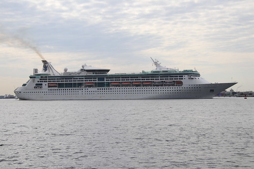 Royal Caribbean's Grandeur of the Seas - Arriving in Baltimore, Maryland - October 12th, 2019