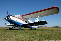 HA-MKF (Andras Regos) Tags: aviation aircraft plane fly airport lhny nyíregyháza antonov an2 colt an2tp