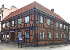 Asschier Half-timbered House (hansn (5+ Million Views)) Tags: karlshamn blekinge sweden sverige