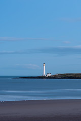 Scurdie Ness Light (Calum Linnen) Tags: scurdieness montrose ferryden angus lighthouse coastal maritime nikon