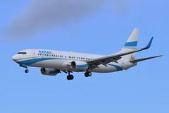 Enterair Boeing 737-800 SP-ESC (Adam Fox - Plane and Rail photography) Tags: plane aircraft jet airplane aeroplane manchester airport man egcc civil civilian airliner passenger commercial