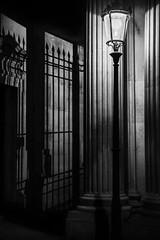 Night Challenge 11-10-19-0887 (Ecazin) Tags: paris balade noir et blanc black white bw street photography contrast eos 6d mark ii 2 canon city night opera louvre challenge metro subway vertical verticals