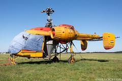 HA-MZC (Andras Regos) Tags: aviation aircraft fly airport lhny nyíregyháza helicopter kamov ka26