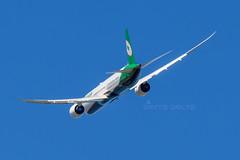 B-17801 B78X EVA YBBN (Sierra Delta Aviation) Tags: eva air boeing b78x brisbane airport ybbn b17801