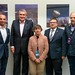 High-level guests at the ProChile event at ESO Supernova