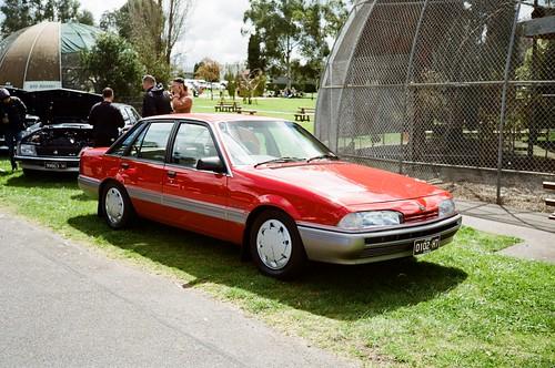 Holden Commodore Berlina Turbo (VL) (photo 3)