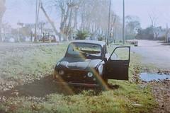 (Joaquin Corbalán) Tags: filmcamera kodak filmisnotdead oldcamera car sunny
