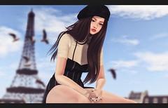 #1808 (✿Yoυpι✿) Tags: paris 2ndlife blog blogging bloggers avi avatar secondlife slavi secondlifeavi sl second life meshhead k9 kustom9