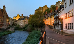 Edinburgh: Dean Village