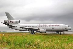 OMNI AIR DC-10 N108AX (Adrian.Kissane) Tags: 3062009 n108ax 47927 dc10 shannonairport shannon omni
