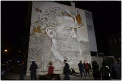 Mural by Vhlis (Alexandre Farto) (RKop) Tags: streatart blink cincinnati 2019 raphaelkopanphotography d500 1020nikkoraf‑pdx