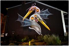 Mural by Ana Marietta (RKop) Tags: streatart blink cincinnati 2019 raphaelkopanphotography d500 1020nikkoraf‑pdx