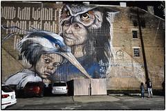 Mural by Herakut (which left a few more in town..) (RKop) Tags: streatart blink cincinnati 2019 raphaelkopanphotography d500 1020nikkoraf‑pdx herakut
