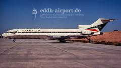Delta Air Lines, N411DA (timo.soyke) Tags: n411da delta deltaairlines boeing b727 b727200 jet aircraft plane airplane trijet triholer flugzeug