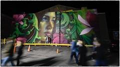 Mural by Natalia Rak (RKop) Tags: streatart blink cincinnati 2019 raphaelkopanphotography d500 1020nikkoraf‑pdx