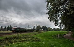 NSM 273, Leuvenheim (cellique) Tags: nsm nsm273 muizenneus spoorwegmuseum leuvenheim spoorwegen treinen museumtrein eisenbahn zuge raiway train ijssellijn