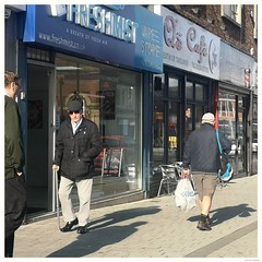 Suns out, Shades on (joanneharlow70) Tags: shadows people shops reflections urbanstreetphotography urbanlife urbanshots urban colourphotography colourphoto colourstreetphotography colours colour streetshots streetshotsuk streetphotography streetlife streetphoto