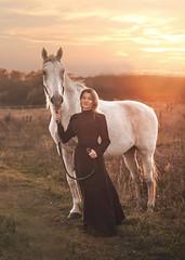 (https://fotogulczynska.wordpress.com/) Tags: equine equinephotography equistrian equinelove horse horsemanship horseofcourse horsepeople outdoor countryside sunset autumn jesien