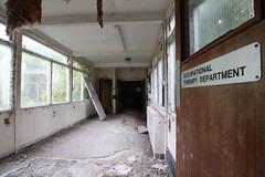 IMG_6664 (mookie427) Tags: urbex urban exploration exploring explore explorers ue derelict dereliction abandonment abandoned decay decayed empty vacant hospital tuberculosis tb sanitarium uk
