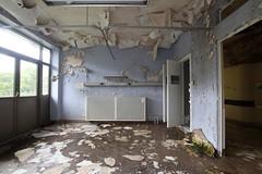 IMG_6661 (mookie427) Tags: urbex urban exploration exploring explore explorers ue derelict dereliction abandonment abandoned decay decayed empty vacant hospital tuberculosis tb sanitarium uk