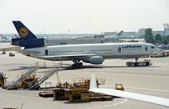D-ADJO - Frankfurt am Main (FRA) 10.07.1994 (Jakob_DK) Tags: dc10 dc1030 douglas mcdonnelldouglas mcdonnelldouglasdc10 mcdonnelldouglasdc1030 eddf fra flughafenfrankfurtammain frankfurtairport dlh lufthansa 1994 dadjo