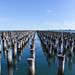 Remnants of a pier - Port Melbourne
