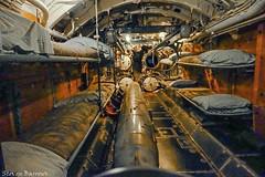 Business End of Kriegsmarine's U-505 - Forward Torpedo Room (Steven Barrows) Tags: museumofscienceandindustry u505 kriegsmarine chicago uboat dasboot submarine navy naval