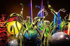 Chiluly glass art (www.JinieAhnPhotography.com) Tags: dalechihuly artmuseum seattlechihulygardenandglass seattle wa