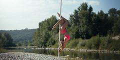 (dimitryroulland) Tags: nikon d750 nature natural light performer art artist dance dancer poledance poledancer pole flexible people flexibility anduze south france pointe