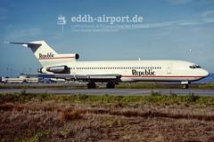 N274WC (timo.soyke) Tags: republic boeing b727 b727200 n274wc sfo sanfransisco jet airplane plane aircraft trijet triholer dreistrahler