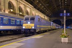 MÁV 480 010 Budapest Keleti (daveymills37886) Tags: máv 480 010 budapest keleti baureihe bombardier traxx ac2