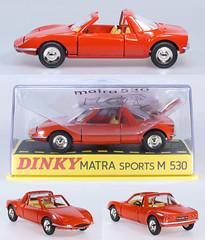 DIF-A-1403-Matra-Sports (adrianz toyz) Tags: adrianztoyz dinky toys france french diecast toy model car atlas editions reissue copy matra sports m530 1403