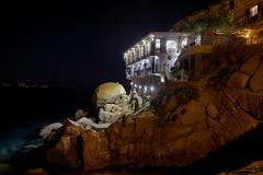 Hotel Saraceno, Isola del Giglio (ℓP) Tags: isola giglio toscana tuscany porto hotel notte il saraceno cala del italy italia