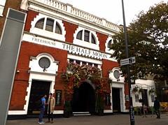 Half Moon- Mile End (Draopsnai) Tags: halfmoon pub traditionalbritishpub londonboozer wetherspoons mileendroad bethnalgreen