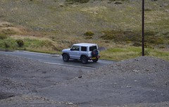 (Sam Tait) Tags: great cwmystwyth lead mines mine abandoned derelict industrial suzuki jimny mk2 silver 4x4