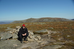 Climber Steve (steve_whitmarsh) Tags: aberdeenshire scotland scottishhighlands highlands cairngorms mountain hills rock rocks summit carnachoirebhoidheach landscape portrait nature topic