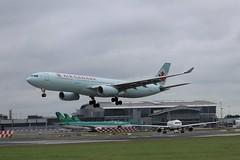 Air Canada C-GFAJ DUB 22/08/19 (ethana23) Tags: planes planespotting aviation avgeek aeroplane aircraft airplane airbus a330 a330300 aircanada