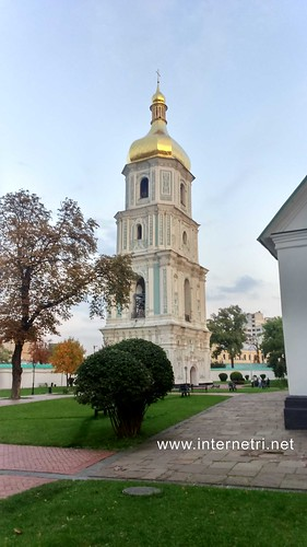 Національний заповідник Софія Київська, осінь  Ukraine  InterNetri 17