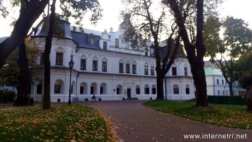 Національний заповідник Софія Київська, осінь  Ukraine  InterNetri 03