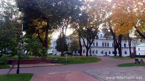 Національний заповідник Софія Київська, осінь  Ukraine  InterNetri 02