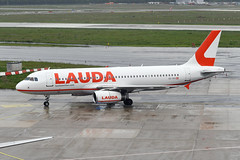 OE-IHH Airbus A320-232 EDDL 17-05-19 (MarkP51) Tags: germany airplane airport aircraft dusseldorf airliner dus northrhinewestphalia eddl plane nikon image d500 markp51 nikonafp70300fx airbus oe a320 lauda ldm a320232 oefhh rain