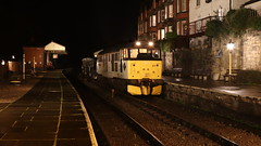 Passing through (Duck 1966) Tags: 31271 a1alocomotives emrps llangollenrailway nightime darkness