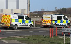 Cleveland Police (Middlesbrough) (ferryjammy) Tags: cleveland police middlesbrough nx68cuj nx15cyh