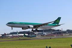 Aer Lingus EI-EAV DUB 03/07/19 (ethana23) Tags: planes planespotting aviation avgeek aeroplane aircraft airplane airbus a330 a330300 aerlingus ei shamrock